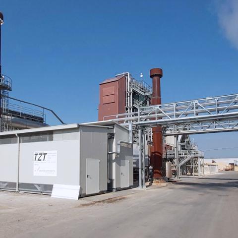 TZT_Centrale-Cogenerazione-per-Teleriscaldamento_E.Vicolungo-s.p.a._Vista-Frontale