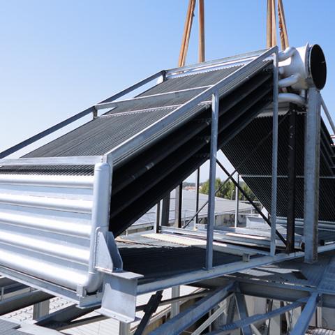TZT_Generatore-di-Vapore-con-Turbina-a-Vapore_Enac-s.p.a_Dettaglio-Aerocondensatore